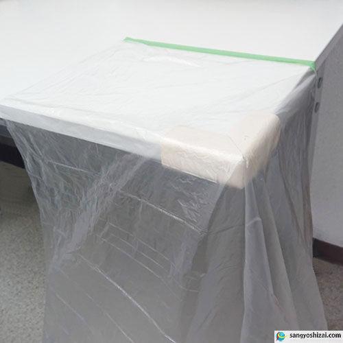 KS 布テープ付きマスカー 使用例